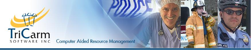 Computer Aided Resource Management - TriCarm Software Inc.